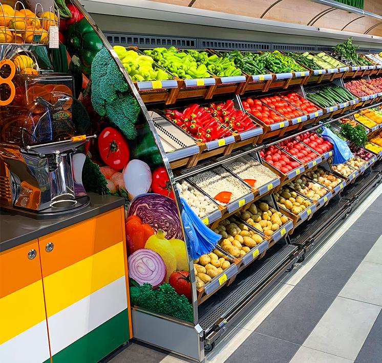 Хранителен магазин, супермаркет