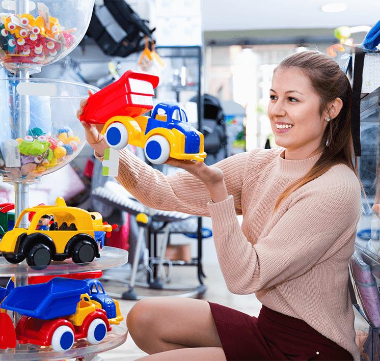 Магазин за играчки