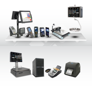 ПОС системи, ПОС хардуер и ИТ оборудване
