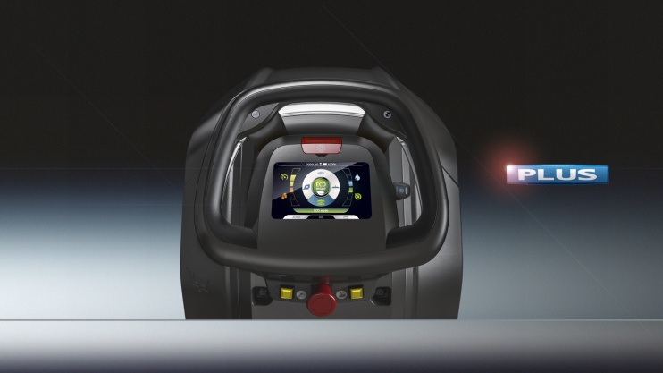 Подопочистваща машина Fimap Maxima 50 / 60 Dual Disc