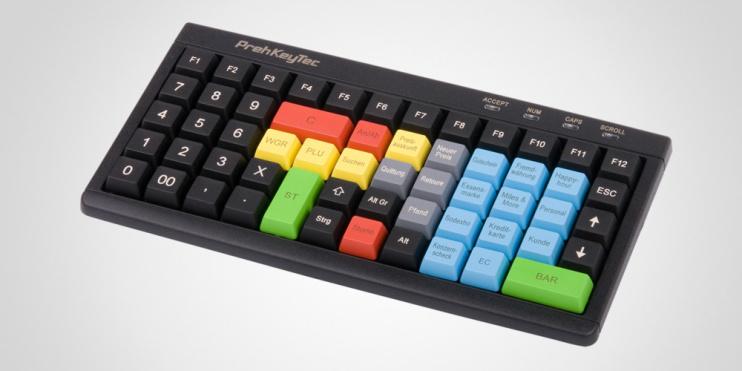 Програмируема POS клавиатура PrehKeyTec MCI 60