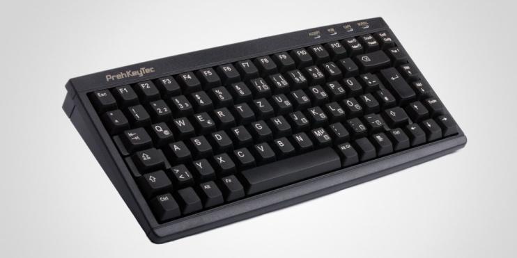 Програмируема POS клавиатура PrehKeyTec MCI 96