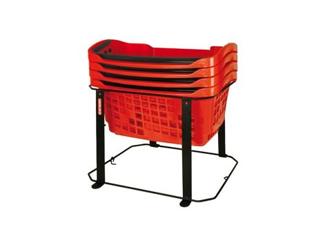 Поставка за кошница за пазаруване Araven 20L