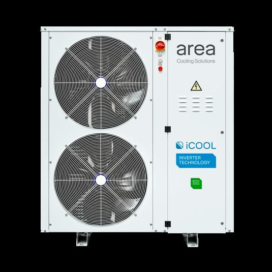Хладилен агрегат инверторен Inverter condensing unit Area iCOOL-15 MHP
