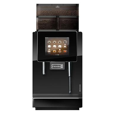 Автоматична кафе машина fully automatic coffee machine Franke A800