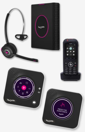 Комплект за гласова комуникация Vocovo Go+