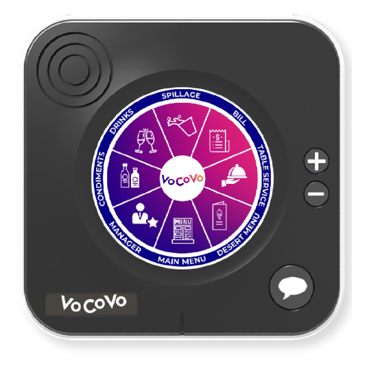 Клавиатура за гласова комуникация Vocovo keypad