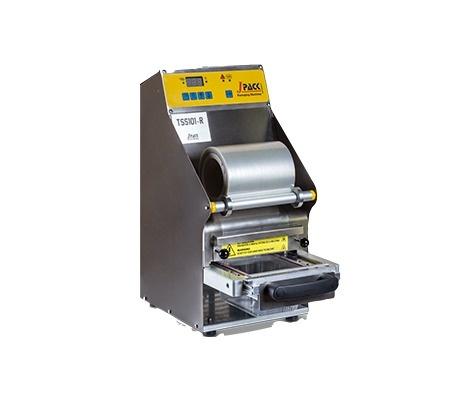 Полуавтоматична опаковачна машина за тарелки J Pack TSS 101-R Semi-automatic