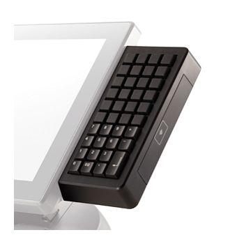 POS клавиатура Posiflex KP-500 за монтаж към терминал XT,PS серия