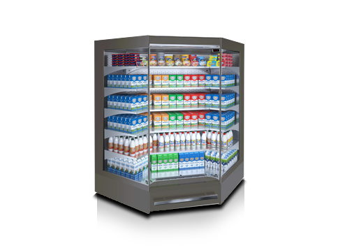 Вертикaлни хладилни витрини