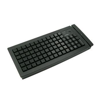 POS Клавиатура Posiflex KB-6600U-B