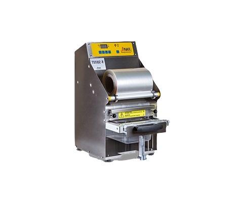 Полуавтоматична опаковачна машина за тарелки J Pack TSS 102-R Semi-automatic