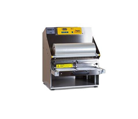 Полуавтоматична опаковачна машина за тарелки J Pack TSS 105-R Semi-automatic