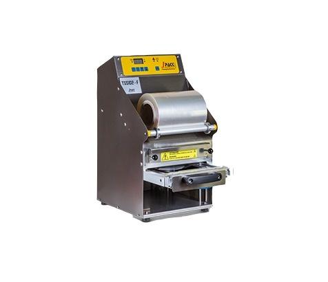 Полуавтоматична опаковачна машина за тарелки с изрязване J Pack TSS 102-F Semi-automatic