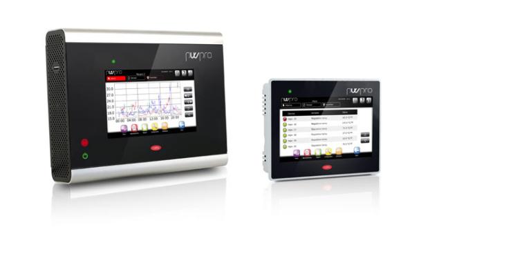 Мониторингова система за супермаркети, магазини и хладилни стопанства Carel PlantWatchPRO
