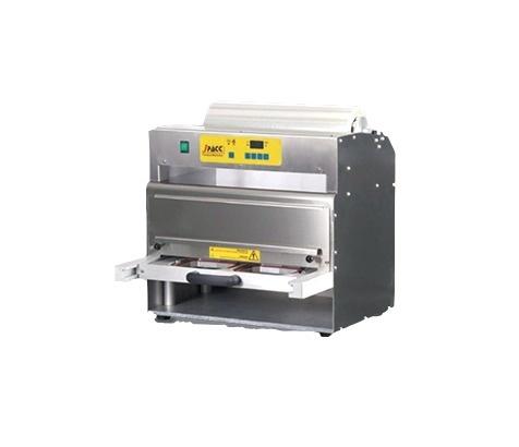 Полуавтоматична опаковачна машина за тарелки с изрязване J Pack TSS 112 Semi-automatic