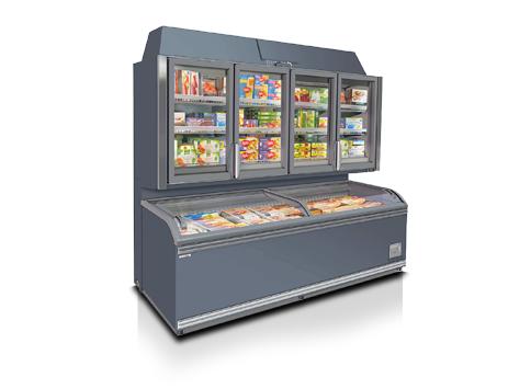 Минусова хладилна витрина AHT Kinley XL