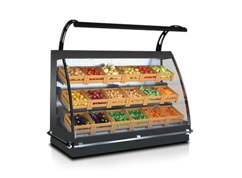Специализирани витрини за плодове и зеленчуци