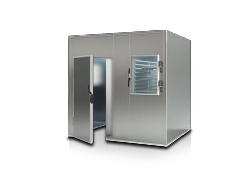 Модулна сглобяема хладилна камера от неръждаема стомана / инокс