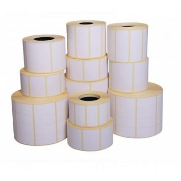 Самозалепващи се хартиени етикети