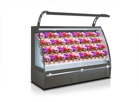 Специализирани витрини за цветя