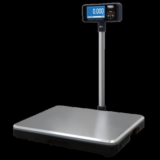 Електронна везна за каса с връзка с компютър Dibal DPOS 400