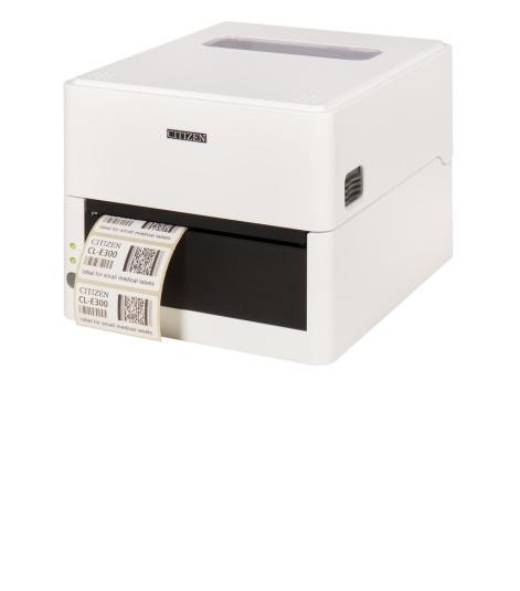 Етикетен баркод принтер CITIZEN CL-E300