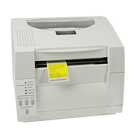 Етикетен баркод Принтер CITIZEN CL-S 521 200 dpi